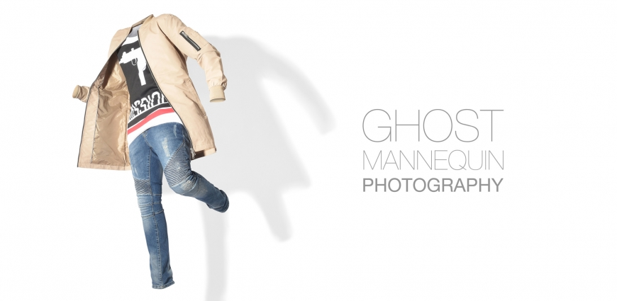 Creative Ghost Mannequin Photography by UniQ Studios