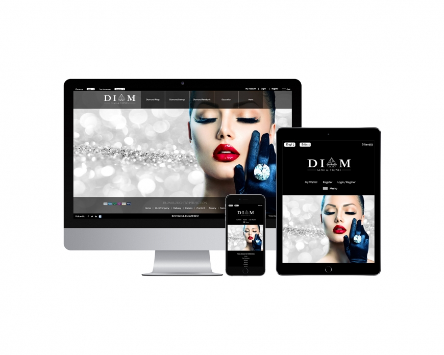 High-End, Modern, User Friendly Web Design