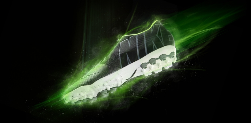 Nike Football Boots Creative Advertising Photography